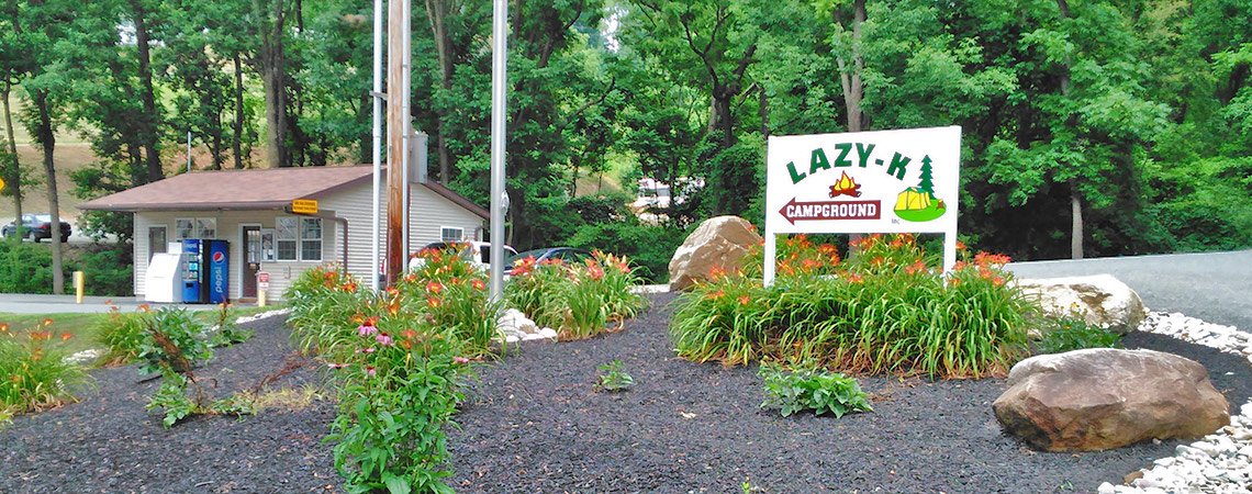 Welcome to Lazy K Campground