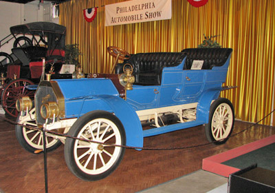 Boyertown Museum of Historic Vehicles, near Lazy K Campground
